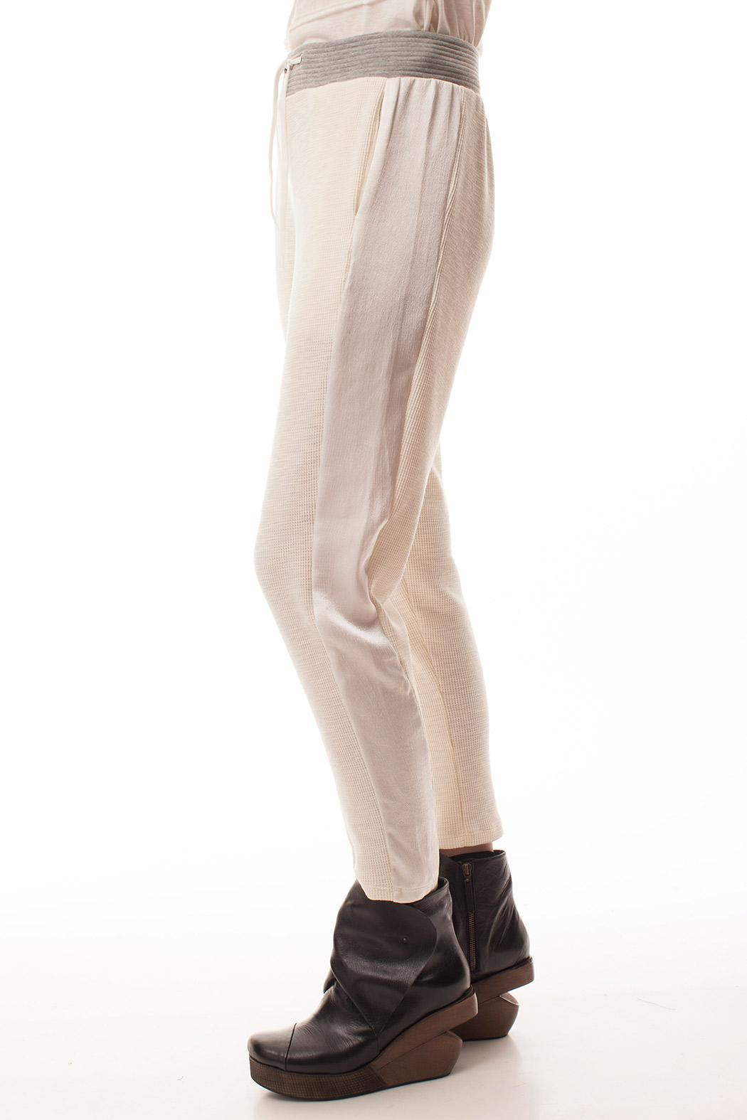 coragroppo Dara Slim Cropped Pants - Side Cropped Image