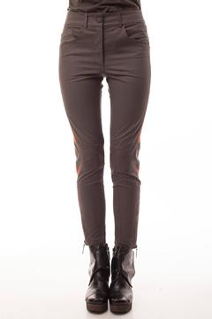 coragroppo Capri Brown Pants - Product List Image