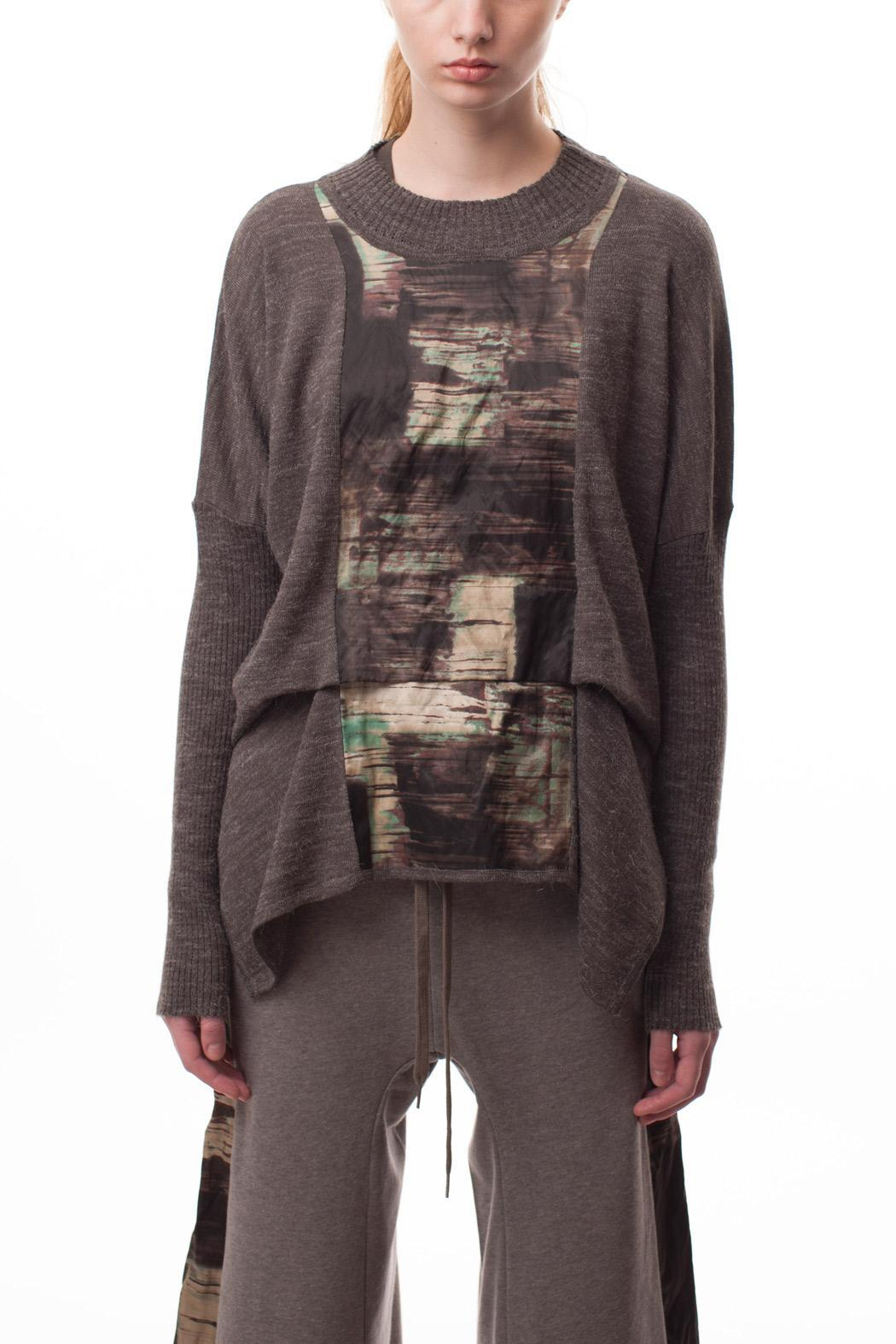 coragroppo Sweater Milana - Front Cropped Image