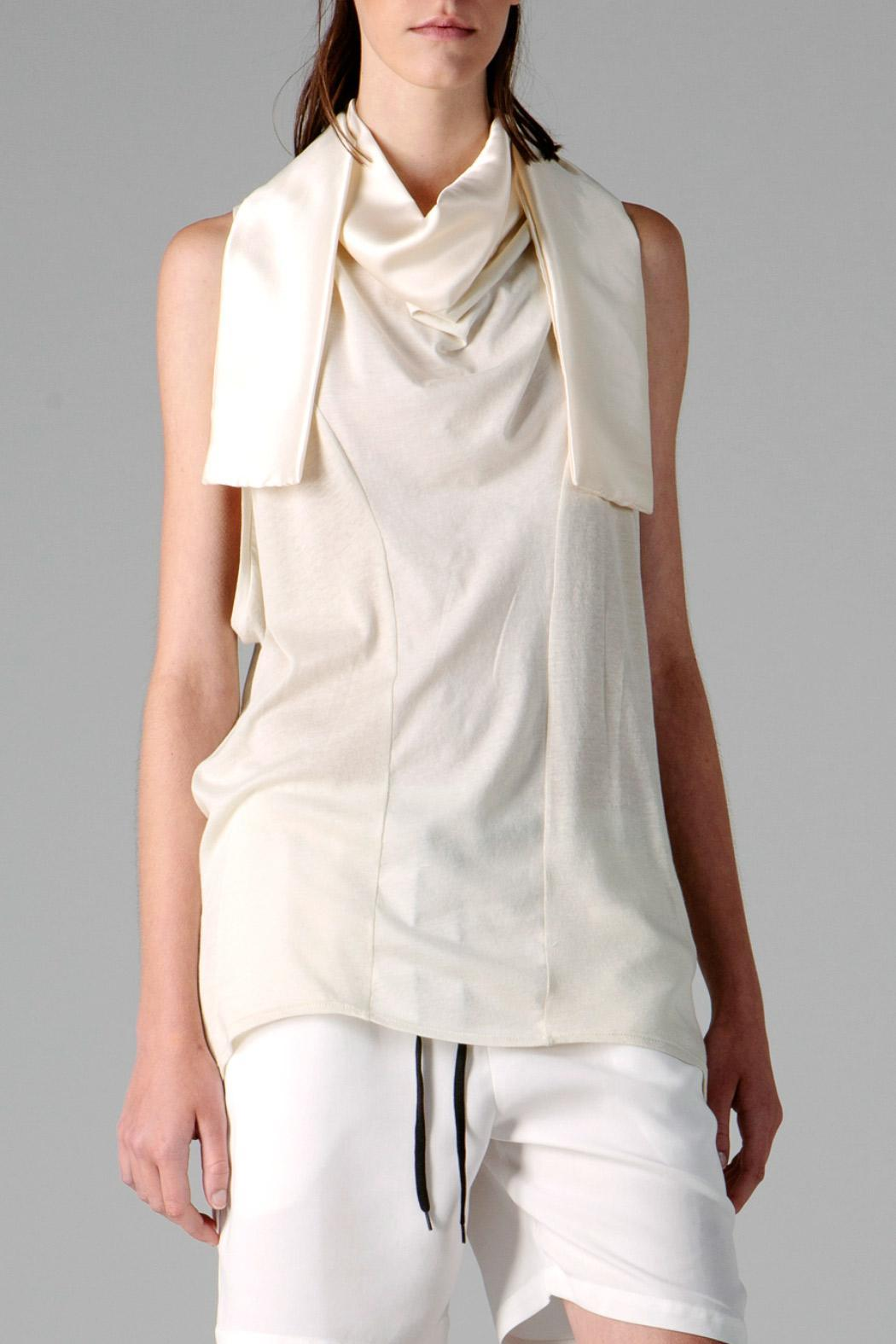 coragroppo Tiza Tank Top - Front Cropped Image