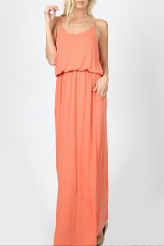 Zenana Outfitters Coral Adjustable-Strap Maxi - Product Mini Image
