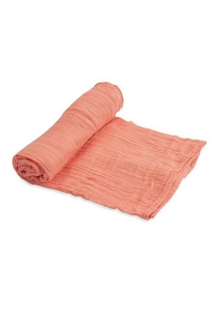 Shoptiques Product: Coral Cotton Swaddle