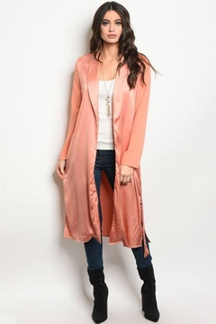 french kiss Coral Duster - Alternate List Image