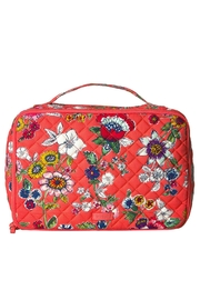 Vera Bradley Coral Floral Blush-&-Brush - Product Mini Image