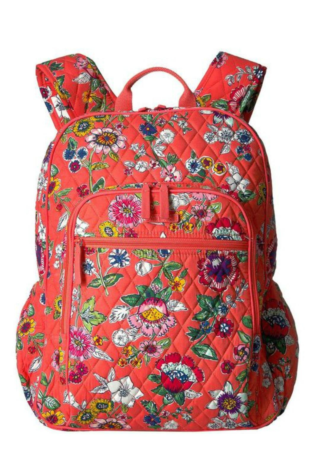 b3c3839257f2 Vera Bradley Coral Floral Campus-Tech from Kentucky by Mimi s Gift ...