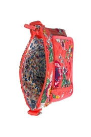 Vera Bradley Coral Floral Mini-Hipster - Side cropped