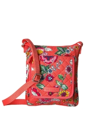 Vera Bradley Coral Floral Mini-Hipster - Product Mini Image