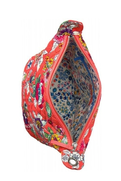 Vera Bradley Coral Floral Mini-Hobo - Alternate List Image