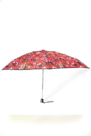Vera Bradley Coral Floral Mini-Umbrella - Product Mini Image
