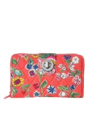 Vera Bradley Coral Floral Turnlock - Product Mini Image