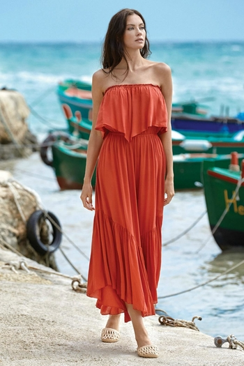 a21dcae46 Elan Coral Jumpsuit from Raleigh by Athleisure — Shoptiques