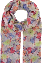 Fraas Coral Print Scarf - Product Mini Image