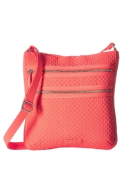 Vera Bradley Coral Reef Triple-Zip - Product Mini Image