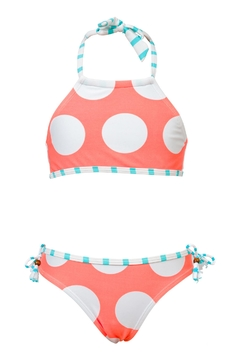 Snapper Rock Coral Spots Swim-Set - Product List Image
