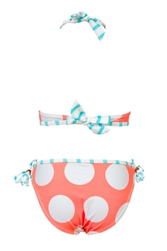Snapper Rock Coral Spots Swim-Set - Alternate List Image