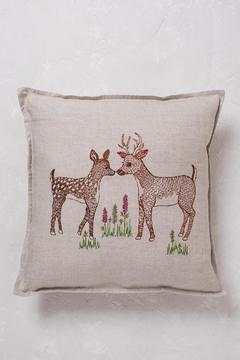 Coral & Tusk Deer Love Pillow - Product List Image