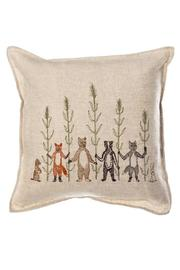 Coral & Tusk Embroidered Pillow Harvest - Product Mini Image