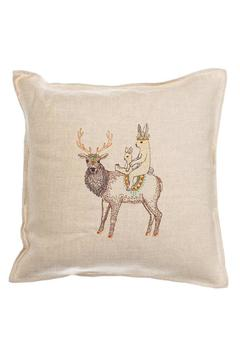 Coral & Tusk Embroidered Pillow Keeper - Alternate List Image