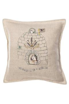 Coral & Tusk Pocket Pillow Arctic-Fox-Igloo - Product List Image