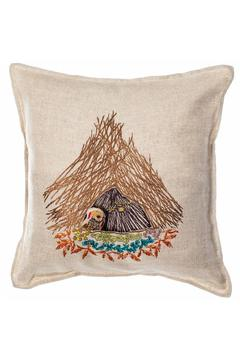 Coral & Tusk Pocket Pillow Bowerbird - Product List Image