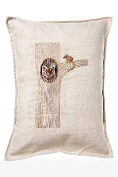 Coral & Tusk Pocket Pillow Owl-In-Tree - Product List Image