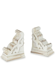 Mud Pie Corbel Book Ends - Product Mini Image