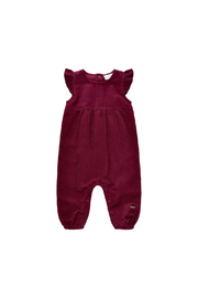 Minymo Cord Overall - Rhododendron - Product Mini Image