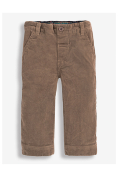 Shoptiques Product: Cord Trousers - Fawn
