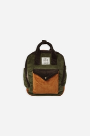 Rylee & Cru Corduroy Backpack - Product Mini Image