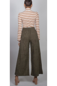 Final Touch Corduroy Cropped Pants - Alternate List Image