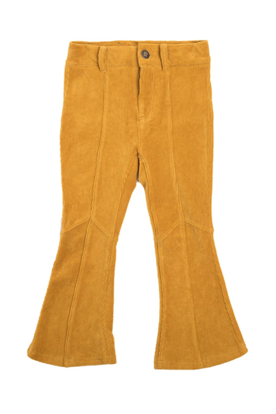 Rock Your Baby Corduroy Flare Trousers - Main Image