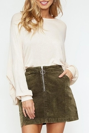 Yipsy Corduroy Mini Skirt - Product Mini Image