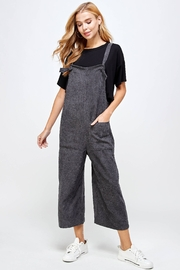Ellison Corduroy Overalls - Side cropped