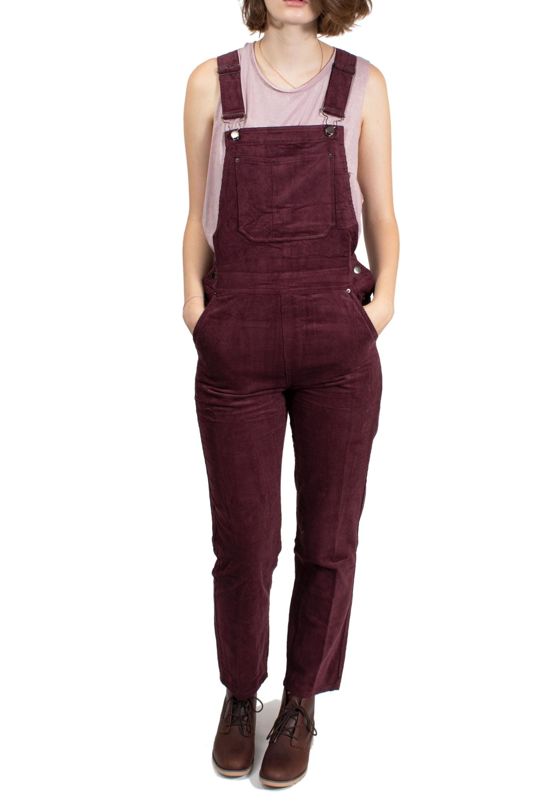 32f96d3b28d Mod Ref Corduroy Overalls from Mississippi by Wilai Boutique ...