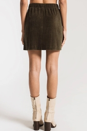 z supply Corduroy Skirt - Side cropped