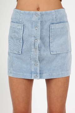 5aebdac1036 ... Wild Honey Cordury Mini Skirt - Product List Placeholder Image