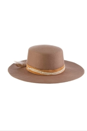 Dorfman Pacific  Coreleone Hat - Front cropped