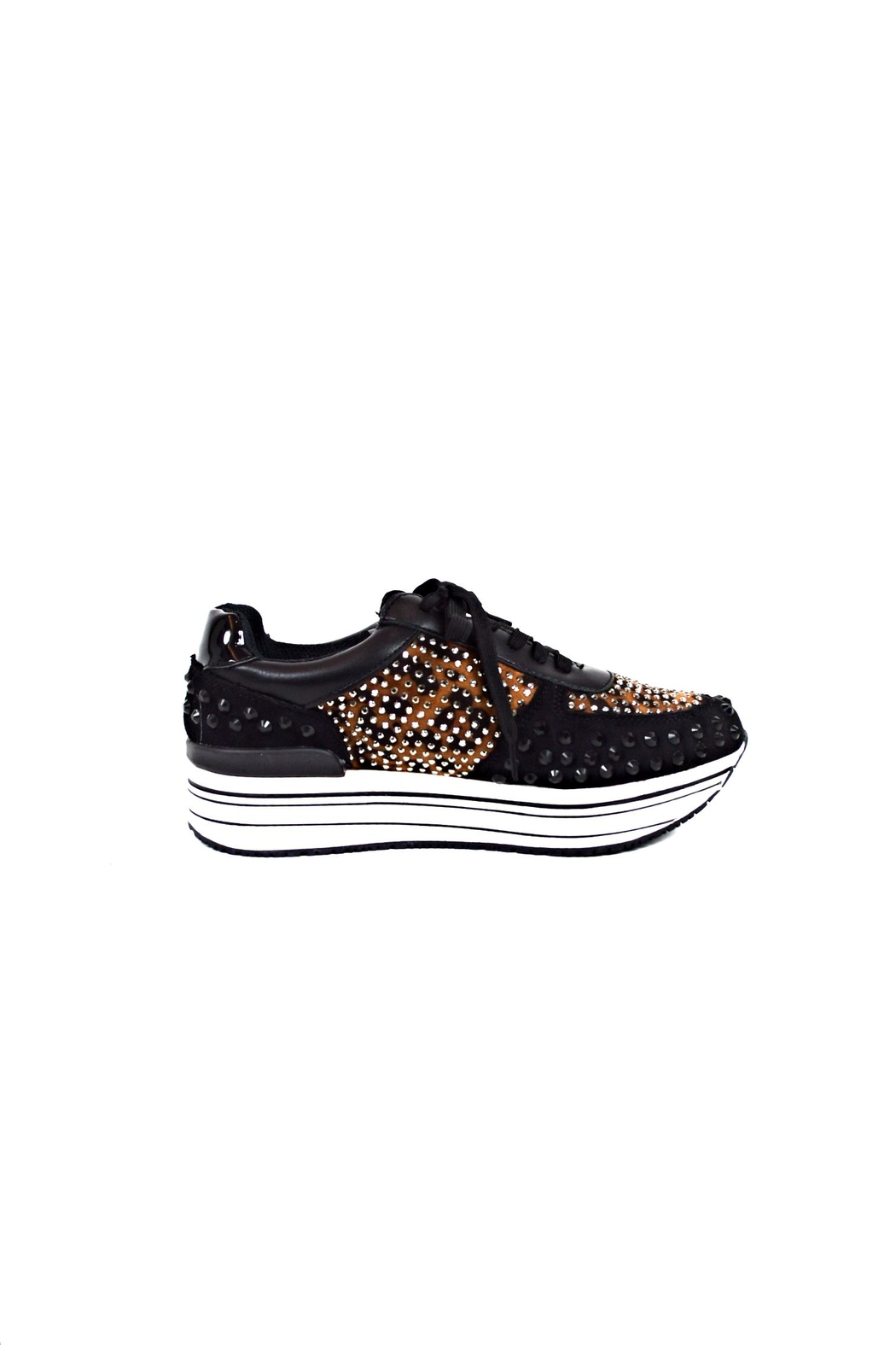 2f109ce300c2 Corina Platform Print Sneakers from Florida by True Joy — Shoptiques