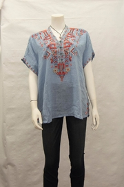 Biya by Johnny Was Corinne Blouse - Product Mini Image