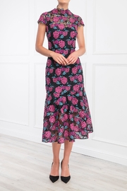 Moss and Spy Corinne Floral Dress - Front cropped
