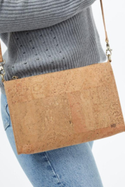 Ten Tree Cork Cross Body Bag - Product Mini Image