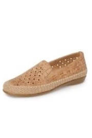 Vaneli Cork Flat Loafer - Product Mini Image