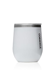 Corkcicle Stemless Wine Glass - Front cropped