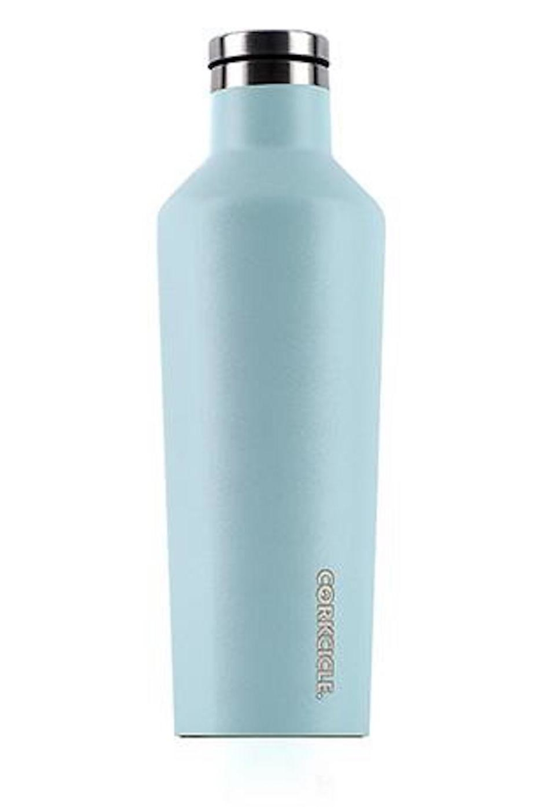 Corkcicle Canteen Seafoam - Front Cropped Image