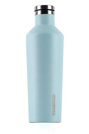 Corkcicle Canteen Seafoam - Front cropped