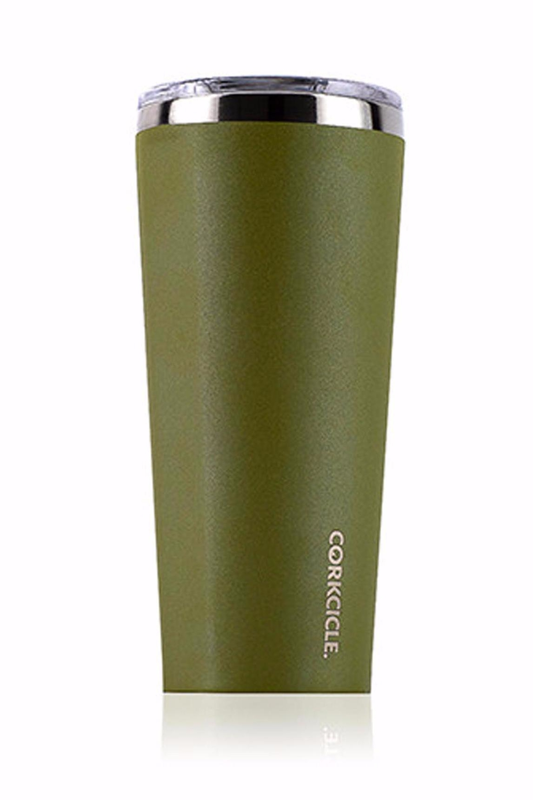 Corkcicle 16oz Waterman Tumbler - Front Cropped Image
