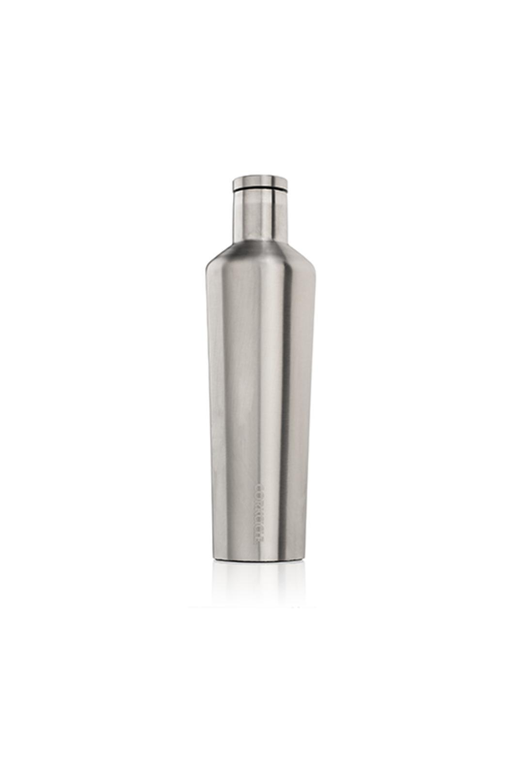 Corkcicle 25oz Steel Canteen - Main Image