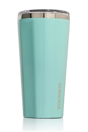 Corkcicle 16 Ounce Cute Tumbler - Front cropped