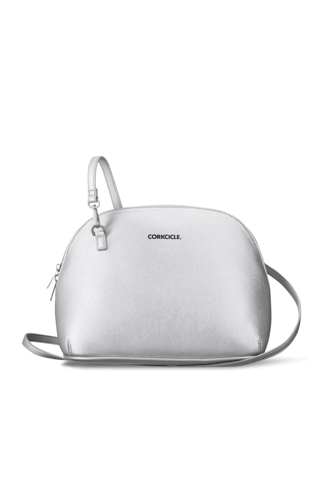 Corkcicle Crossbody Lunch Tote - Front Cropped Image