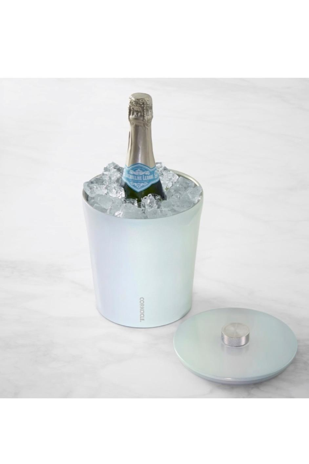 Corkcicle Insulated Ice Bucket - Front Full Image